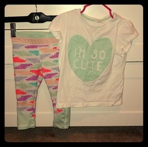 Girls pants outfit